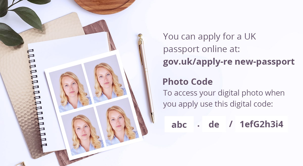 can you use expired photo id for passport application