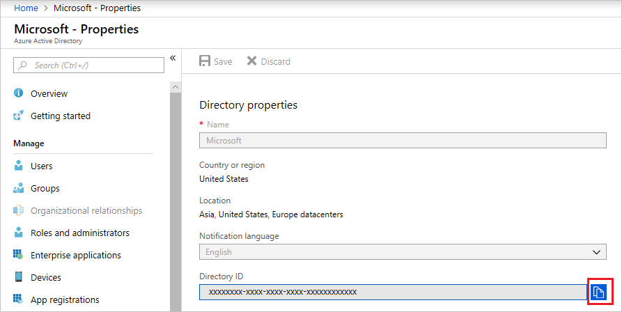 building azure ad multi-tenant application