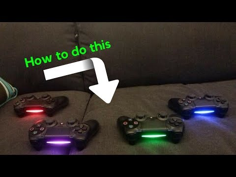 application to test controller buttons
