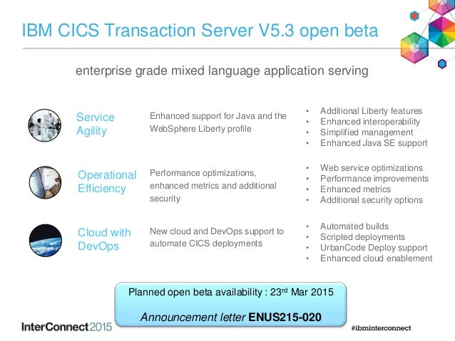 websphere application server express announcement letter