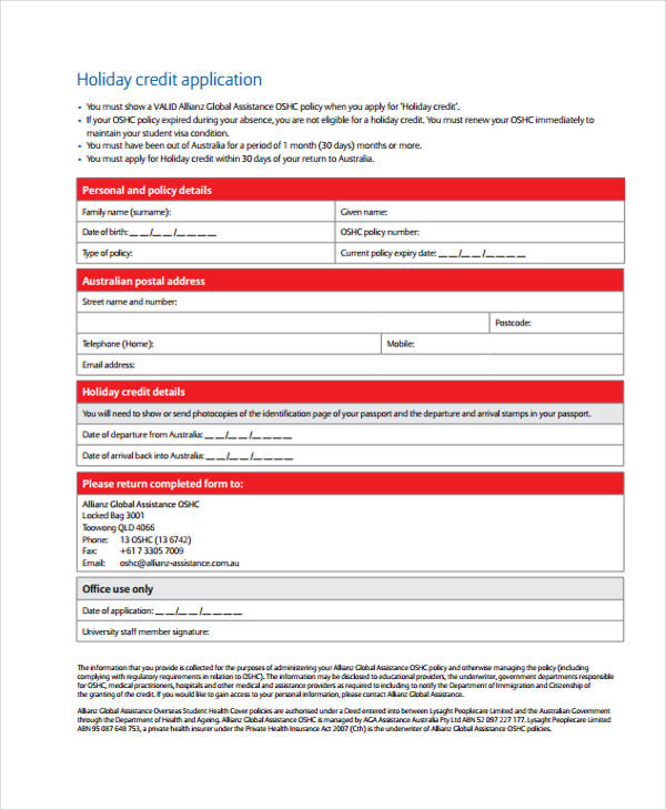 hsbc credit card application form philippines
