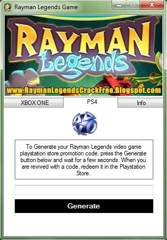 rayman legends application was unable to start correctly