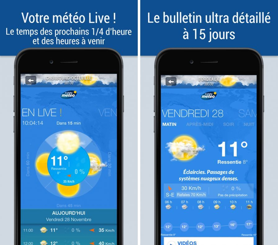 telecharger application meteo maroc gratuit